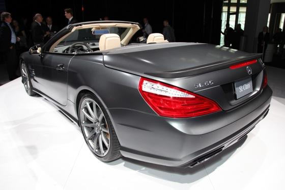 2013 Mercedes SL65 AMG: New York Auto Show featured image large thumb10