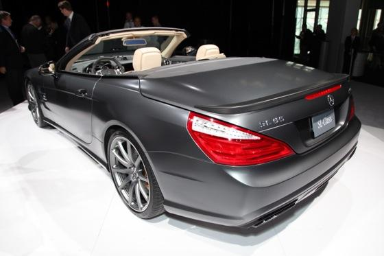 2013 Mercedes SL65 AMG: New York Auto Show featured image large thumb11