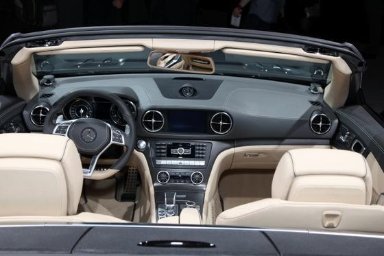 2013 Mercedes SL65 AMG: New York Auto Show featured image large thumb15
