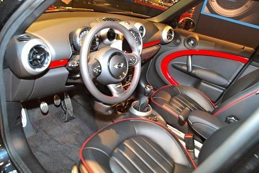 Mini John Cooper Works Countryman: New York Auto Show featured image large thumb5