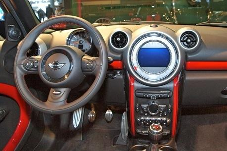 Mini John Cooper Works Countryman: New York Auto Show featured image large thumb6