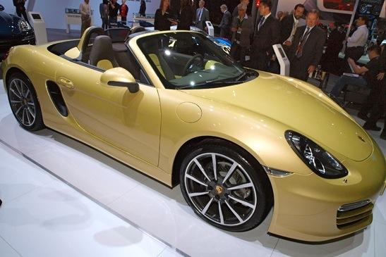 2013 Porsche Boxster: New York Auto Show featured image large thumb0