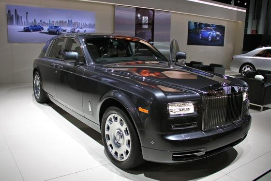 2013 Rolls-Royce Phantom Series II: New York Auto Show featured image large thumb0