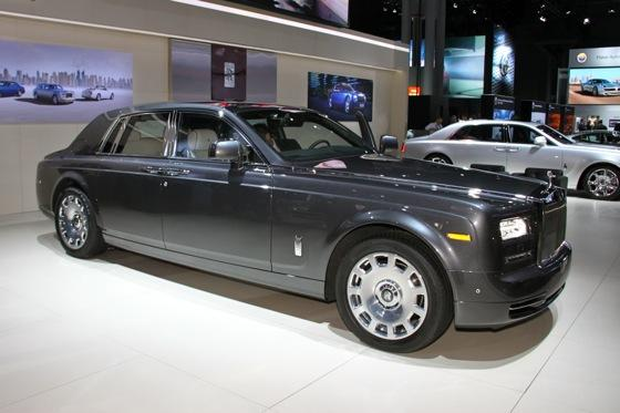 2013 Rolls-Royce Phantom Series II: New York Auto Show featured image large thumb1