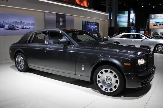 2013 Rolls-Royce Phantom Series II: New York Auto Show featured image large thumb2