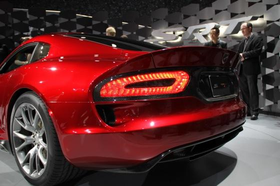 2013 SRT Viper: New York Auto Show featured image large thumb13