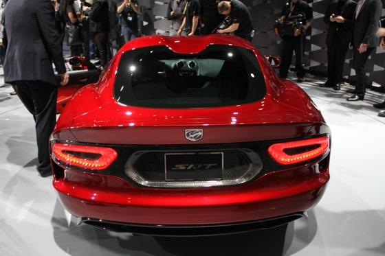 2013 SRT Viper: New York Auto Show featured image large thumb16