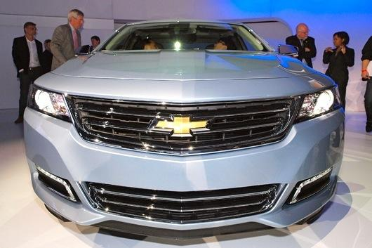 2014 Chevrolet Impala: New York Auto Show featured image large thumb3