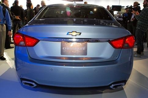 2014 Chevrolet Impala: New York Auto Show featured image large thumb5