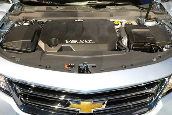2014 Chevrolet Impala: New York Auto Show featured image large thumb6