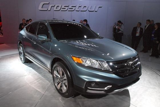2013 Honda Crosstour Concept: New York Auto Show featured image large thumb3