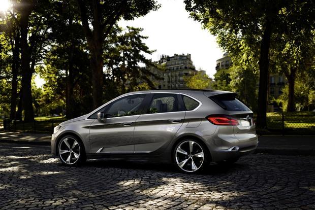 BMW Concept Active Tourer: Paris Auto Show Preview - Autotrader