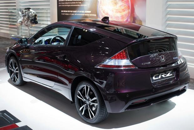 2013 Honda CR-Z: 2012 Paris Auto Show featured image large thumb4