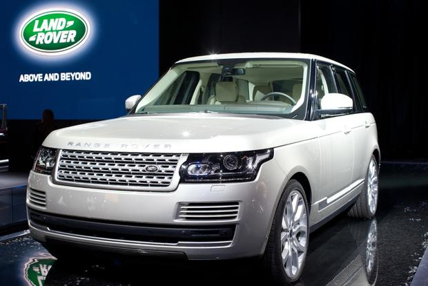 2013 Land Rover Range Rover: 2012 Paris Auto Show featured image large thumb0