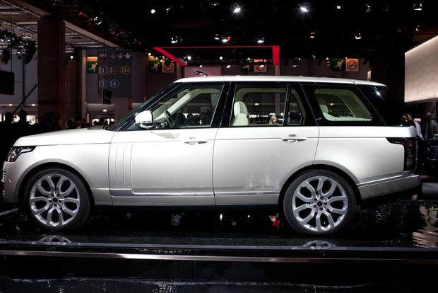 2013 Land Rover Range Rover: 2012 Paris Auto Show featured image large thumb2