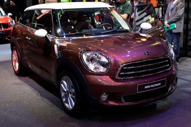 2013 MINI Paceman: 2012 Paris Auto Show featured image large thumb1