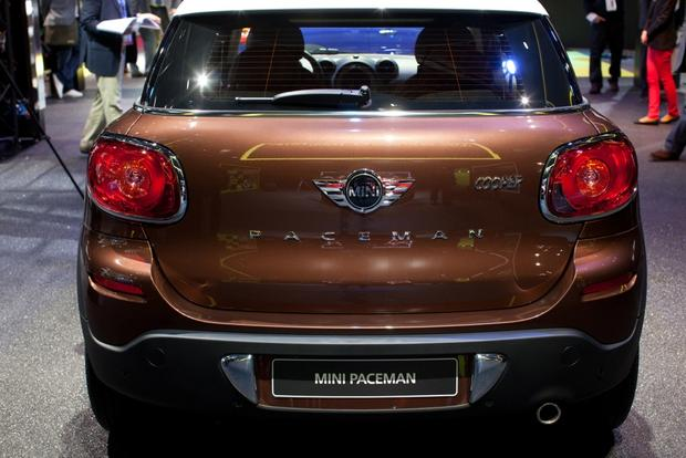 2013 MINI Paceman: 2012 Paris Auto Show featured image large thumb2