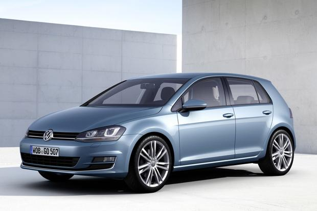2014 VW Golf: Paris Auto Show Preview featured image large thumb0