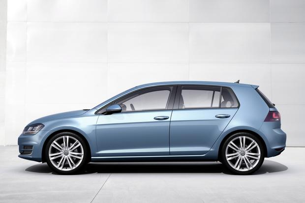 2014 VW Golf: Paris Auto Show Preview featured image large thumb2