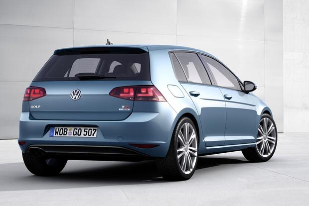 2014 VW Golf: Paris Auto Show Preview featured image large thumb3