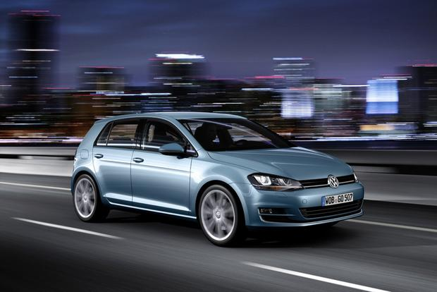 2014 VW Golf: Paris Auto Show Preview featured image large thumb4