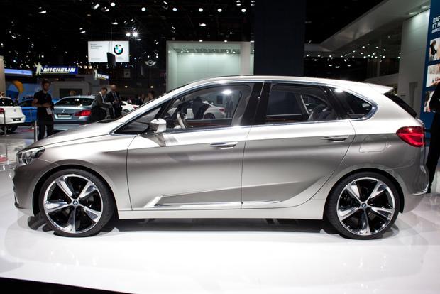 BMW Concept Active Tourer: 2012 Paris Auto Show featured image large thumb0