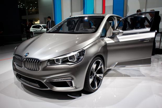 BMW Concept Active Tourer: 2012 Paris Auto Show featured image large thumb1
