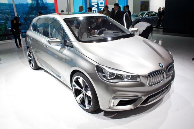 BMW Concept Active Tourer: 2012 Paris Auto Show featured image large thumb2