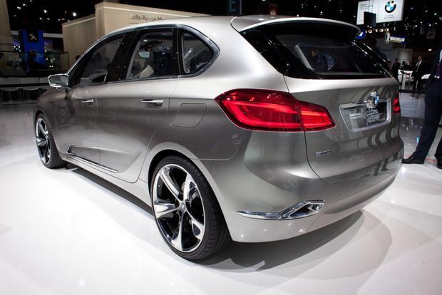 BMW Concept Active Tourer: 2012 Paris Auto Show featured image large thumb3