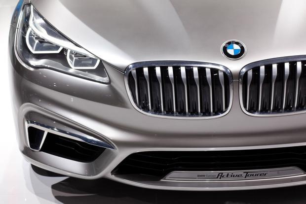BMW Concept Active Tourer: 2012 Paris Auto Show featured image large thumb6