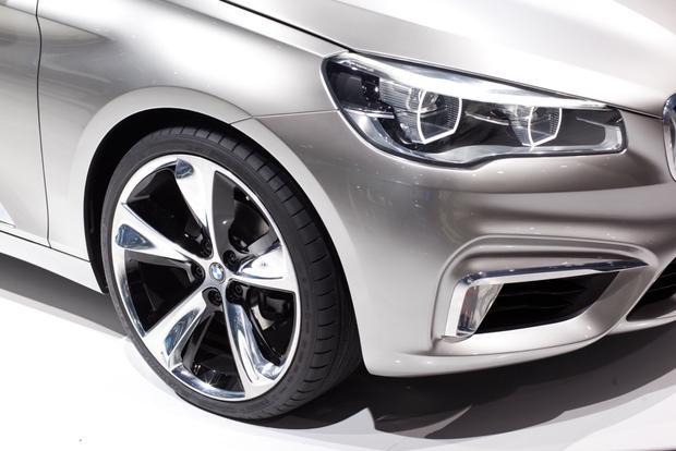 BMW Concept Active Tourer: 2012 Paris Auto Show featured image large thumb7