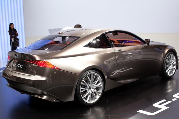 Lexus LF-CC Concept: 2012 Paris Auto Show featured image large thumb3