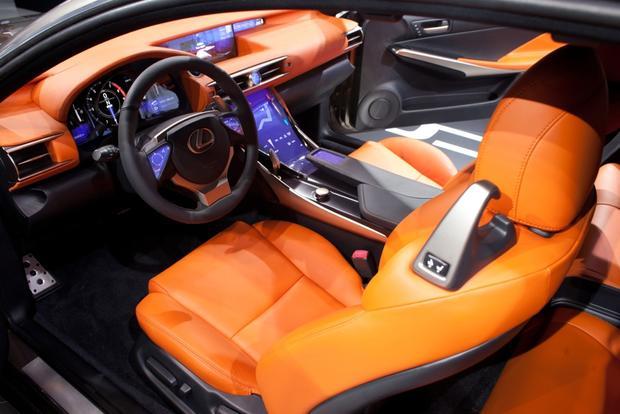 Lexus LF-CC Concept: 2012 Paris Auto Show featured image large thumb4