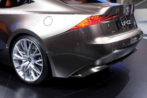 Lexus LF-CC Concept: 2012 Paris Auto Show featured image large thumb6