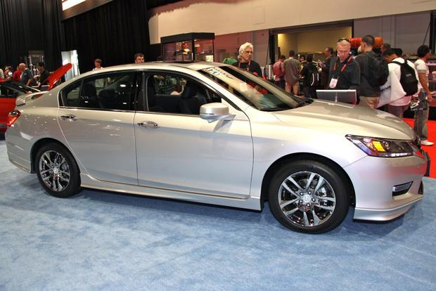 2013 Honda Accord Special Option Packages: SEMA Auto Show featured image large thumb0