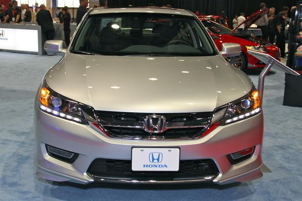 2013 Honda Accord Special Option Packages: SEMA Auto Show featured image large thumb1