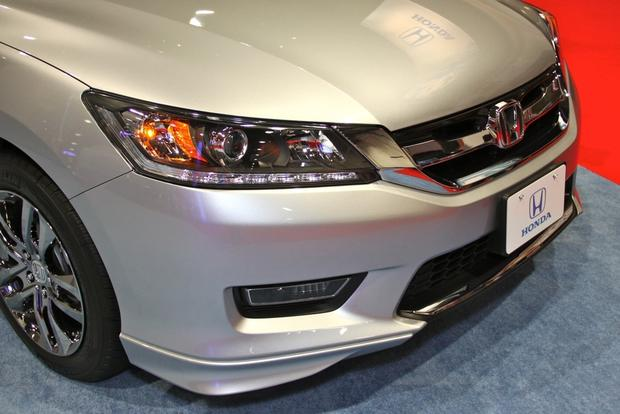 2013 Honda Accord Special Option Packages: SEMA Auto Show featured image large thumb2