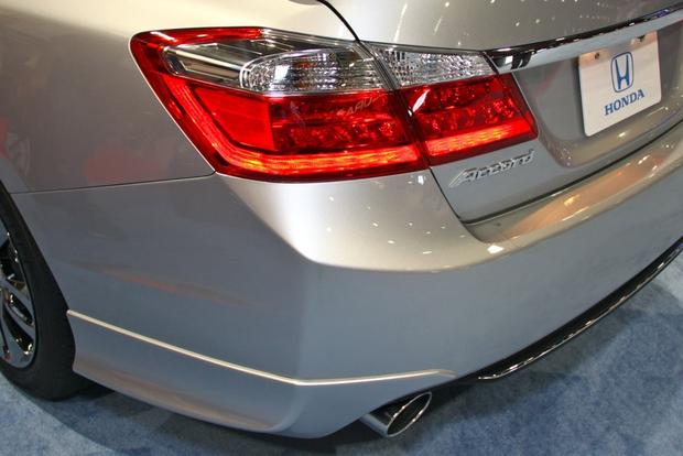 2013 Honda Accord Special Option Packages: SEMA Auto Show featured image large thumb4