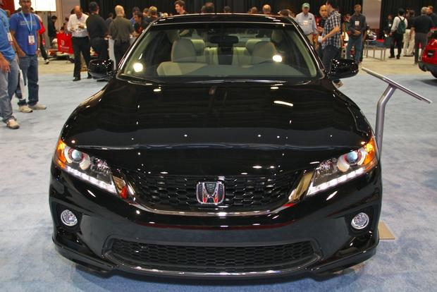 2013 Honda Accord Special Option Packages: SEMA Auto Show featured image large thumb10