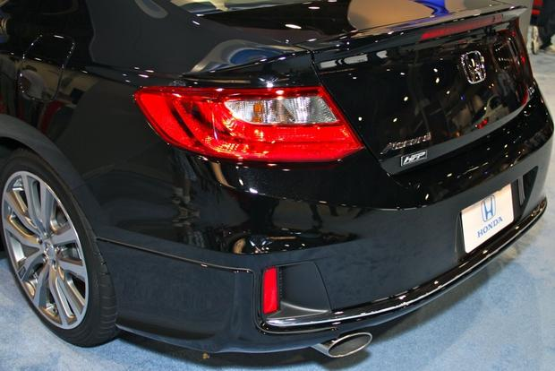 2013 Honda Accord Special Option Packages: SEMA Auto Show featured image large thumb16