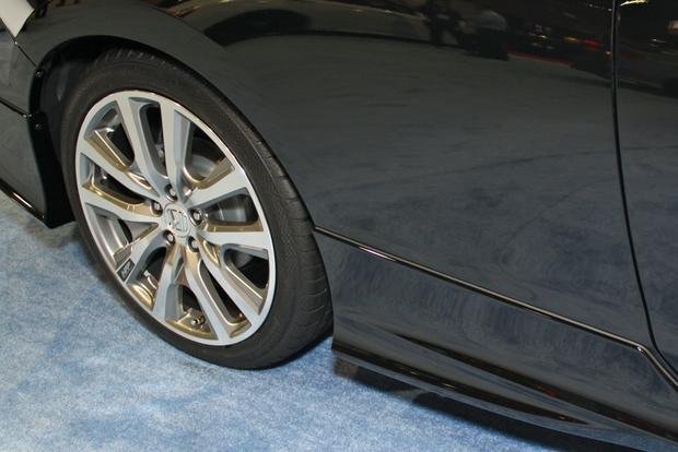2013 Honda Accord Special Option Packages: SEMA Auto Show featured image large thumb18