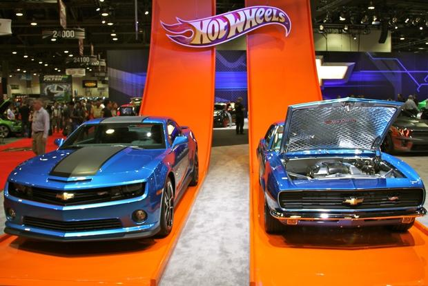 2013 Chevrolet Camaro Hot Wheels Edition: SEMA Auto Show