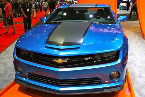 2013 Chevy Camaro Hot Wheels: SEMA Auto Show featured image large thumb4