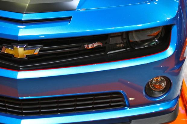 2013 Chevy Camaro Hot Wheels: SEMA Auto Show featured image large thumb5