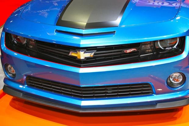 2013 Chevy Camaro Hot Wheels: SEMA Auto Show featured image large thumb6