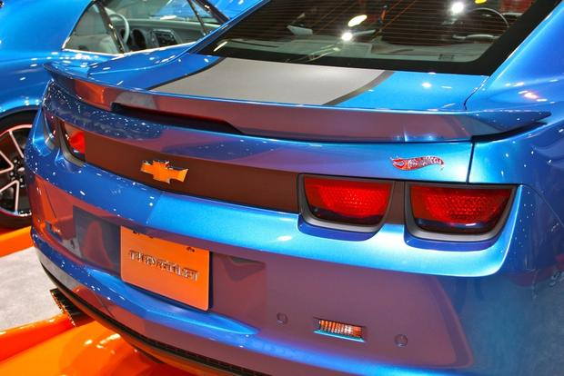 2013 Chevy Camaro Hot Wheels: SEMA Auto Show featured image large thumb8