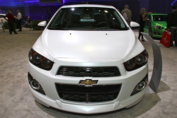 2013 Chevrolet Sonic and Spark Z-Spec: SEMA Auto Show featured image large thumb1