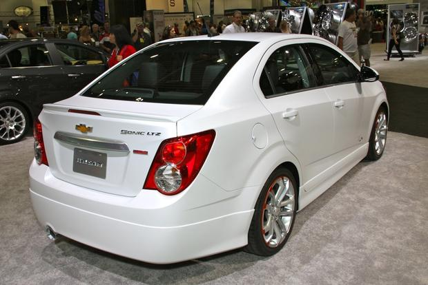 2013 Chevrolet Sonic and Spark Z-Spec: SEMA Auto Show featured image large thumb4