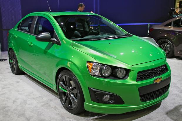 2013 Chevrolet Sonic and Spark Z-Spec: SEMA Auto Show featured image large thumb10