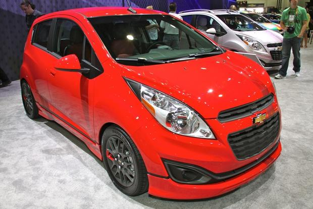 2013 Chevrolet Sonic and Spark Z-Spec: SEMA Auto Show featured image large thumb17